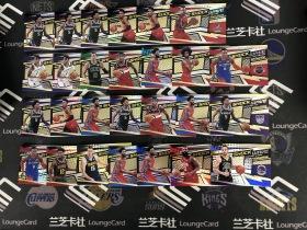 【LZK31】2019-20 革命 系列 SHOCKWAVE 特卡 库里 哈登带队 一图打包!