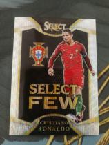 【1118】<<苏州卡通>> 足球 16-17 SELECT FEW 厚卡折射特卡 Cristiano Ronaldo 克里斯蒂亚诺·罗纳尔多 C罗(品见大图)