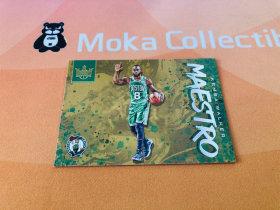【MOKA魔卡球星卡】#201459 1920 CK油画 凯尔特人 Kemba Walker 肯巴沃克 Maestro大师特卡 实卡超美