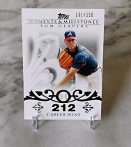 【栗子拍卖】2008 TOPPS系列 棒球 限量 150编 时刻 里程碑 特卡 格拉文 经典系列 收藏必备