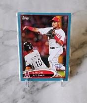 【栗子拍卖】2012 TOPPS系列 棒球 限量 2012编 艾贝尔 经典系列 收藏必备