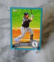 【栗子拍卖】2011 TOPPS 棒球系列 限量 蓝折 2011编 克诺尔克 经典系列 收藏必备