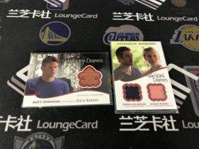 【LZK188】2012 吸血鬼日记 系列 布景 衣服实物卡  剧迷必备 一图打包!