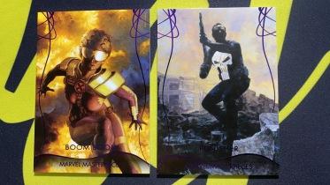 【Lucky球星卡店官方代拍-LE+0921】1920 Marvel Masterpieces 漫威 /199编打包!惩罚者、小隆隆!稀有sp!