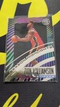 【Lucky球星卡店官方代拍-LO+0921】1920 Panini Illusions 篮球 胖虎 锡安·威廉姆森 090/199编赛季高光卡!鹈鹕大热状元!