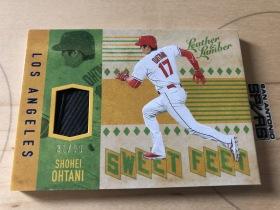 棒球 MLB 日本新一代 大谷翔平 OHTANI  SHOE 鞋皮卡 超厚/99