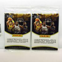 【艾之魂】2019 帕尼尼 NBA中国赛 纪念卡包 2包齐拍 含詹姆斯 浓眉 科比 杜兰特 欧文等 C1-C9 极具纪念意义(第3组)湖人 篮网【077】