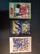 新赛季炸裂二年级新秀 四分卫凯勒-穆雷(Kyler Murray) 外接手DK-麦特卡夫 RC3张打包 编年史系列 NFL橄榄球红雀队 海鹰队