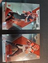 乔·伯罗(Joe Burrow) 马赛克MOSAIC系列 RC BASE2张 选秀状元 状态火热 未来无限 乔碧萝 NFL橄榄球猛虎队