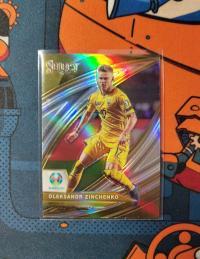 【Mane】2020欧洲杯SELECT 乌克兰曼城新星 津琴科变化版base银折  超级妖人  Ebay有价!值得投资!