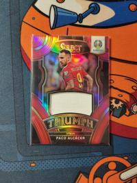 【Mane】2020欧洲杯SELECT 西班牙巴萨多特锋霸 帕科-阿尔卡塞尔/65红折球衣 超级妖人  Ebay有价!值得投资!