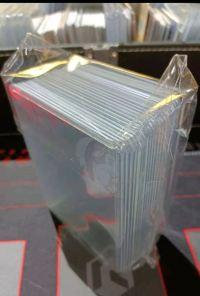 国产35tp卡夹一包,每包25个,零元起拍欢迎捡漏,先到先得 (非,科比,乔丹,詹姆斯,锡安,帕克,签字,评级卡)
