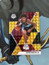 Z【ZXW】<<苏州卡通>> MOSAIC 马赛克 新秀 黑金折 限量2/8 KEVIN Porter Jr. 小凯文-波特 带砖(品见大图)
