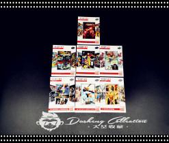 【大圣收藏】S005 2018-19 Upper Deck Marvel Annual年鉴系列 TOP 10小套卡 打包7张一起 实卡好看 别错过