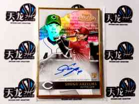 【天龙球星卡】 UNI 2020 MLB TOPPS GOLD LABEL 金框卡签 新秀外野手 AKIYAMA 值得收藏 ebay高价
