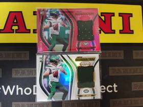 不累计 橄榄球 2020 PANINI JAMES MORGAN 新秀RC 一张199编 2张打包 Ebay有价 国内稀少 欢迎捡漏 龙