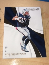 Aaron Gronkwoski 爱国者第一近端锋 大格隆 IMM 99 NFL 橄榄球