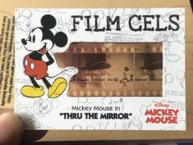 迪斯尼 米老鼠 胶片卡