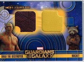 UD 漫威 银河护卫队 毁灭者 浣熊 火箭 库珀 巴蒂斯塔 实物 戏服