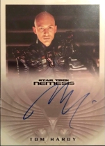 电影 星际迷航 Star Trek 汤姆 哈迪 Tom Hardy 签字 毒液 疯狂的麦克斯
