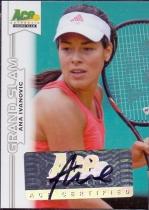 网球 ACE Ana Ivanovic 伊万诺维奇 签字 签名