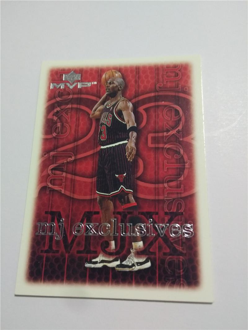 迈克尔 乔丹 公牛 1999 UD MVP系列