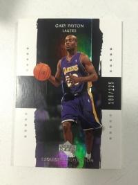 2003 UD 元年篮球高端系列 木盒普卡 超级稀有 手套佩顿 湖人队 (还有其他木盒卡上架 此标仅出售佩顿普卡)
