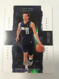 2003 UD 元年篮球高端系列 木盒普卡 超级稀有 NASH 纳什 (还有其他木盒卡上架 此标仅出售纳什普卡)