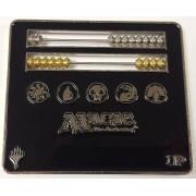 【冠军卡牌】-万智牌 算盘式 万智牌授权 金属 复古生命计数器
