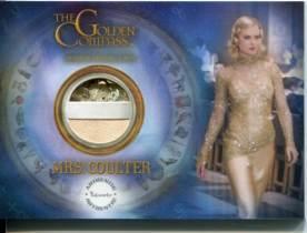 电影 黄金罗盘 妮可基德曼 Nicole Kidman 实物卡 戏服