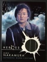 美剧 英雄 Heroes Hiro 实物卡 戏服