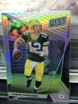 NFL AARON RODGERS 阿龙 罗杰斯 折射卡橄榄球 绿湾包装工 限量99