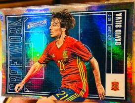 【酋长代拍】 2016 狂热 战术板 银折 凑套必备!西班牙 曼城 大卫席尔瓦 SP!