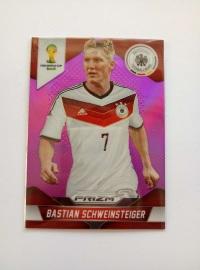 2014世界杯PRIZM 元年最有价系列 德国 施魏因施泰格 施魏因斯泰格 小猪 世界杯冠军 拜仁慕尼黑 稀有99编紫折