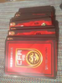 【旮旯拍卖】2019 中体卡业 中国之队元年 普卡套 亚洲杯 60张全 制作精良 球迷必收