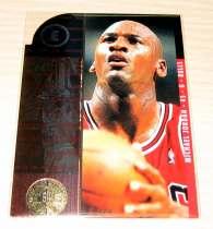 乔丹 1994 sp champion 冠军系列 超美切割异形 特卡 一盒一张 200个人 拆到乔丹很难 品不错