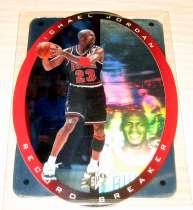 乔丹 1996 spx game breaker 特卡 这种特卡特别难找 品不错 盾牌 切割 镭射 折射 3d 异形 所有特卡的因素都包含了 全新卡砖没有了 邮寄时候会上全新卡夹