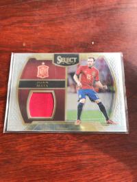 select1617 西班牙 曼联 马塔 横版 球衣卡