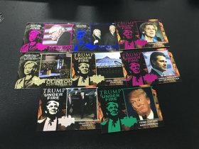 【LZK30】美国 大选 系列   一图 特卡打包! 希拉里 特朗普!