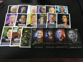 【LZK30】美国 大选 系列   一图 普特打包! 布什带队