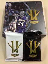 2016 Panini Kobe Hero Villain 科比 恶棍英雄 退役纪念盒 黑白包 未拆封 带原盒 42张全套 黑白各21张