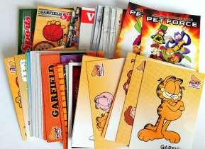 2004 PACIFIC 加菲猫漫画系列卡 60+张打包,凑套必备