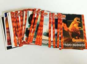 2004 PACIFIC 加菲猫电影系列卡 25张打包,凑套必备