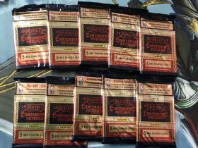 【CXF】《苏州卡通球星卡》1011 Panini 球票系列 散包 10包 博好秀 特卡 头条 1/1 等