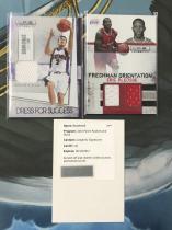【CXF】《苏州卡通球星卡》1011 Panini RS系列 球衣 签字 德拉季奇 布莱德索 交换签字不知道谁 可能是个路人