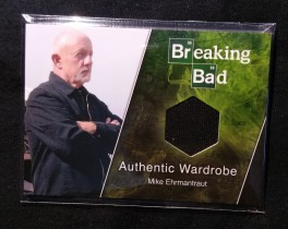 Breaking Bad  绝命毒师  打手老爷子  麦克  戏服实物
