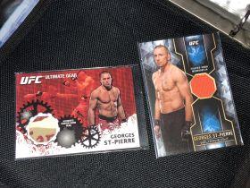 UFC GSP 橙色衣服1张