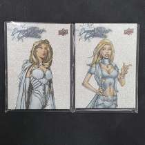 【23ING官方代卖】漫威女英雄 手绘系列 钻石面 闪卡 ebay有价 凑套必备 KT7848
