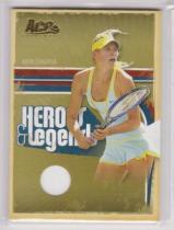 网球球星卡 玛利亚 沙兰波娃 球衣卡 ACE 100编 2006