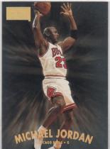 【YWD】1997-98 Skybox 乔丹